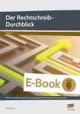 Der Rechtschreib-Durchblick (eBook, PDF)
