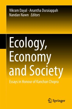 Ecology, Economy and Society (eBook, PDF)