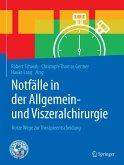 Notfälle in der Allgemein- und Viszeralchirurgie (eBook, PDF)
