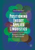 Positioning Theory in Applied Linguistics (eBook, PDF)
