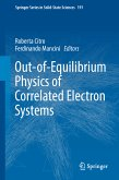 Out-of-Equilibrium Physics of Correlated Electron Systems (eBook, PDF)