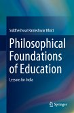 Philosophical Foundations of Education (eBook, PDF)