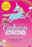 Das magische Einhorn-Backbuch (Mängelexemplar)
