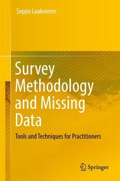 Survey Methodology and Missing Data (eBook, PDF) - Laaksonen, Seppo