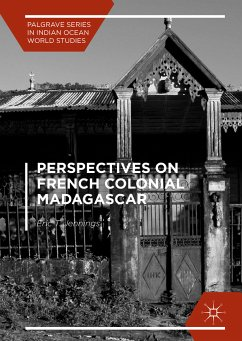 Perspectives on French Colonial Madagascar (eBook, PDF) - Jennings, Eric T.