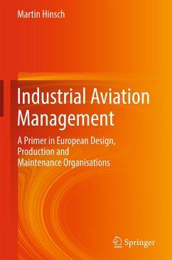 Industrial Aviation Management (eBook, PDF) - Hinsch, Martin