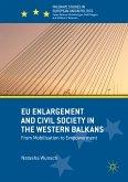 EU Enlargement and Civil Society in the Western Balkans (eBook, PDF)