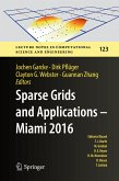 Sparse Grids and Applications - Miami 2016 (eBook, PDF)
