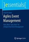 Agiles Event Management (eBook, PDF)