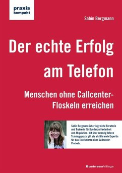 Der echte Erfolg am Telefon (eBook, PDF) - Bergmann, Sabin