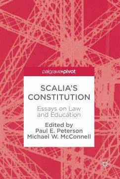 Scalia's Constitution (eBook, PDF)