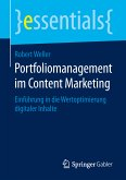 Portfoliomanagement im Content Marketing (eBook, PDF)