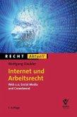 Internet und Arbeitsrecht (eBook, ePUB)