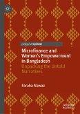 Microfinance and Women's Empowerment in Bangladesh (eBook, PDF)