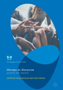Therapy as Discourse (eBook, PDF)