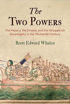 The Two Powers (eBook, ePUB) - Whalen, Brett Edward