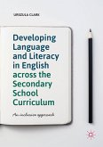 Developing Language and Literacy in English across the Secondary School Curriculum (eBook, PDF)