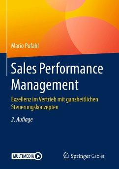 Sales Performance Management (eBook, PDF) - Pufahl, Mario