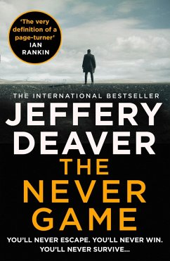 The Never Game (Colter Shaw Thriller, Book 1) (eBook, ePUB) - Deaver, Jeffery