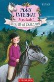 Rätsel um das schwarze Pony / Pony-Internat Kirschental Bd.3 (eBook, ePUB)
