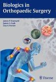 Biologics in Orthopaedic Surgery (eBook, ePUB)