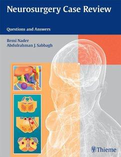 Neurosurgery Case Review (eBook, ePUB)
