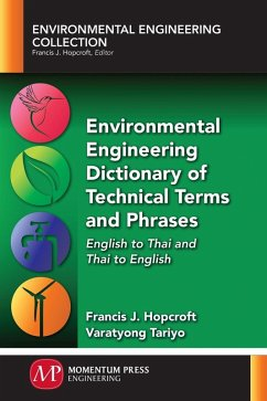 Environmental Engineering Dictionary of Technical Terms and Phrases (eBook, ePUB)