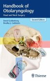 Handbook of Otolaryngology (eBook, ePUB)