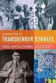 Introduction to Transgender Studies (eBook, ePUB)