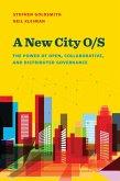A New City O/S (eBook, ePUB)