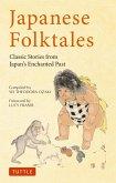 Japanese Folktales (eBook, ePUB)