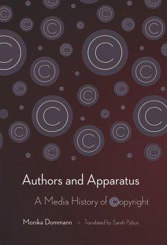Authors and Apparatus (eBook, ePUB)