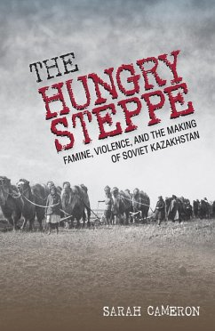 The Hungry Steppe (eBook, ePUB) - Cameron, Sarah