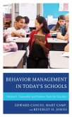 Behavior Management in Today's Schools (eBook, ePUB)