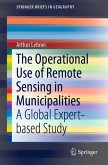 The Operational Use of Remote Sensing in Municipalities