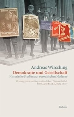Demokratie und Gesellschaft - Wirsching, Andreas