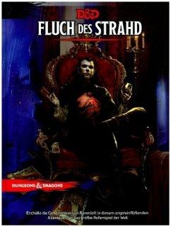 D&D: Fluch des Strahd - Perkins, Christopher; Lee, Adam; Whitters, Richard; Crawford, Jeremy