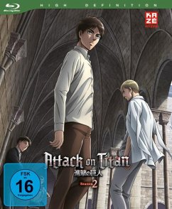 Attack on Titan - 2. Staffel - Vol. 2 - Ep. 7-12