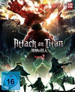 Attack on Titan - 2. Staffel - Vol. 1 - Ep. 1-6 Limited Edition