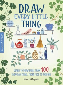 Inspired Artist: Draw Every Little Thing - Waycott, Flora