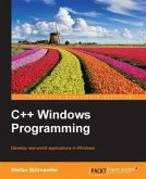 C++ Windows Programming (eBook, PDF)