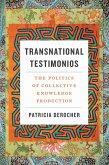 Transnational Testimonios (eBook, ePUB)