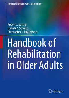 Handbook of Rehabilitation in Older Adults (eBook, PDF)