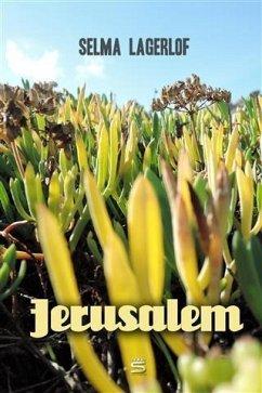 Jerusalem (eBook, PDF) - Lagerlof, Selma