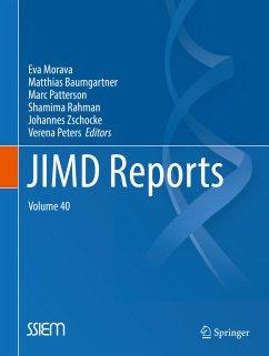 JIMD Reports, Volume 40 (eBook, PDF)