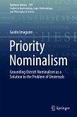 Priority Nominalism (eBook, PDF)