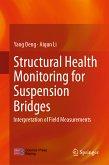 Structural Health Monitoring for Suspension Bridges (eBook, PDF)