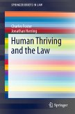 Human Thriving and the Law (eBook, PDF)