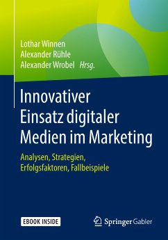 Innovativer Einsatz digitaler Medien im Marketing (eBook, PDF)