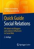 Quick Guide Social Relations (eBook, PDF)